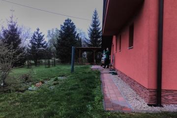 Rodinné zahrady - Sedliště