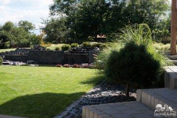 Rodinné zahrady - Šenov