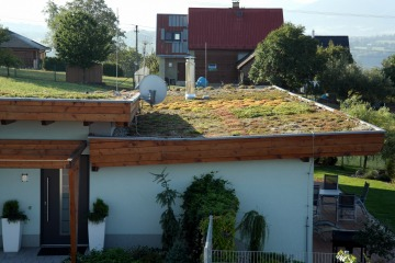 Střešní zahrady - Ostatní