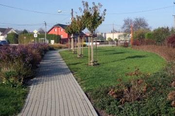 Veřejná zeleň - Markvartovice