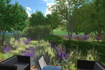 Projektová činnost v oblasti zahradní tvorby