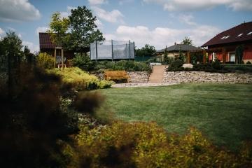 Rodinné zahrady - Horní Bludovice